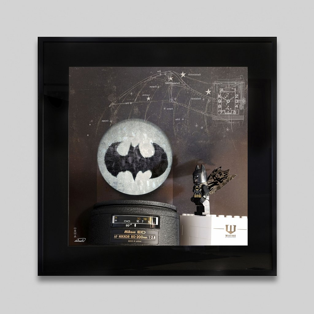 Batman, de l'autre côté du miroir